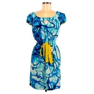 Yoana Baraschi Silk Dress
